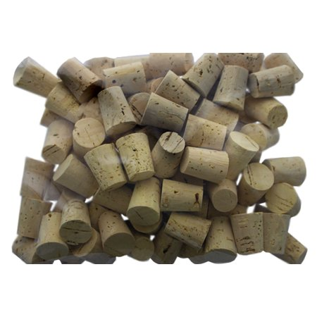 - Small #7 Tapered Corks - 100 CT.