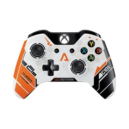 Microsoft Xbox One Titanfall Limited Edition Wireless Controller - Gamepad - wireless - for Microsoft Xbox One