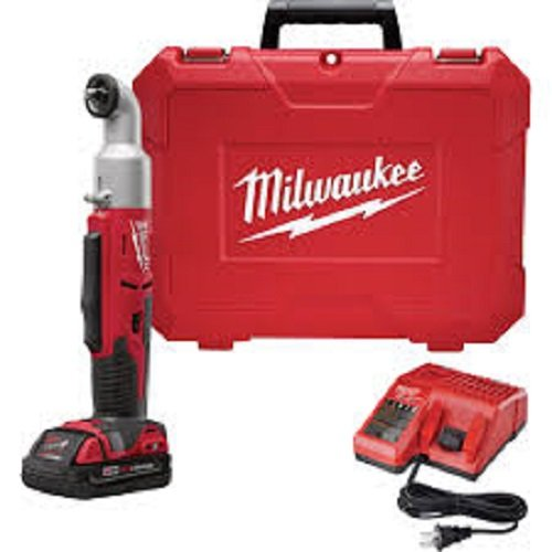 """Milwaukee Electric Tools 2668-21CT M18 Cordless 2-speed 3/8"""" Right Angle Impact Wrench"""