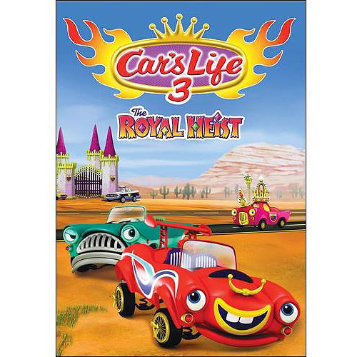 Car's Life 3: The Royal Heist (Widescreen)