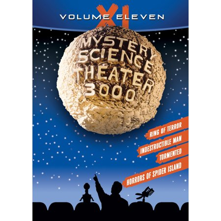 Mystery Science Theater 3000: XI (DVD)