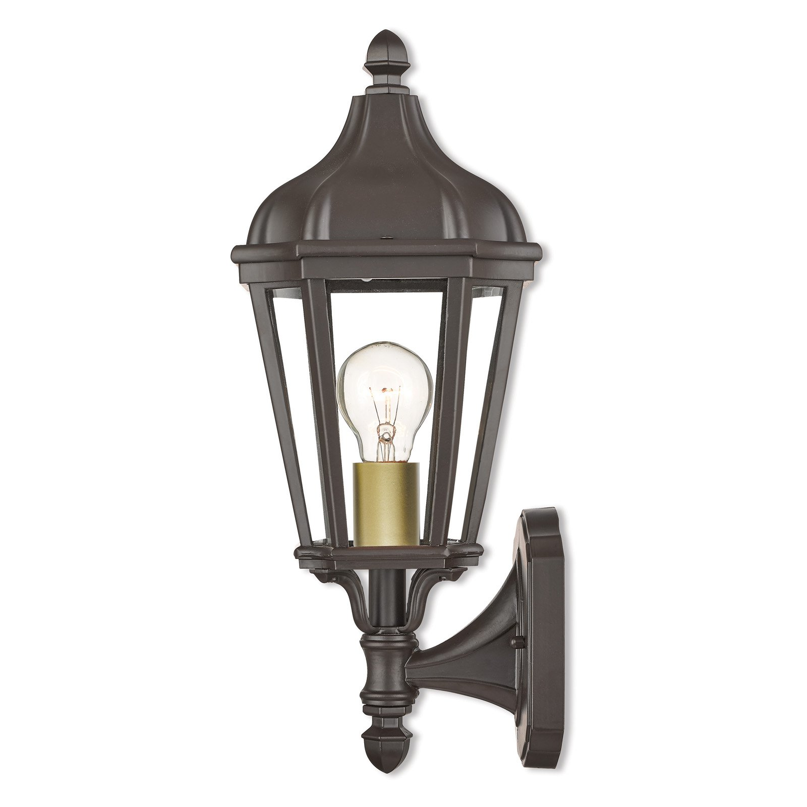 Livex Lighting Morgan 1 Light Outdoor Wall Lantern