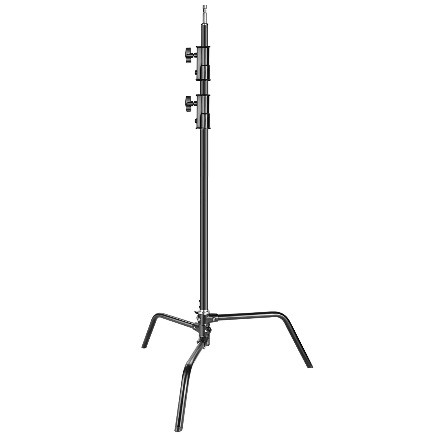 Neewer Heavy Duty Light Stand With Detachable Base 5 10 Feet 1 6 3 2 Meters Adjustable C Stand With 2 Risers For Studio Photography Location Shooting Aluminum Alloy Max Load Capacity 22 Pounds Walmart Com Walmart Com 1 meter is equal to 3.28084 feet: walmart