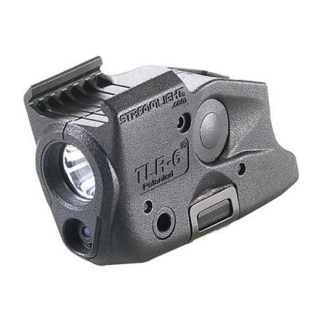 Streamlight Tlr-6 Rm Glock, No Laser - (Glock Safe Action Tactical Light With Laser)