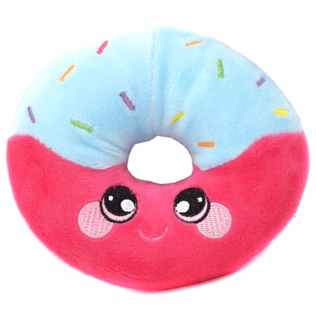 Squeezamals Dessert Series Dave Donut Plush