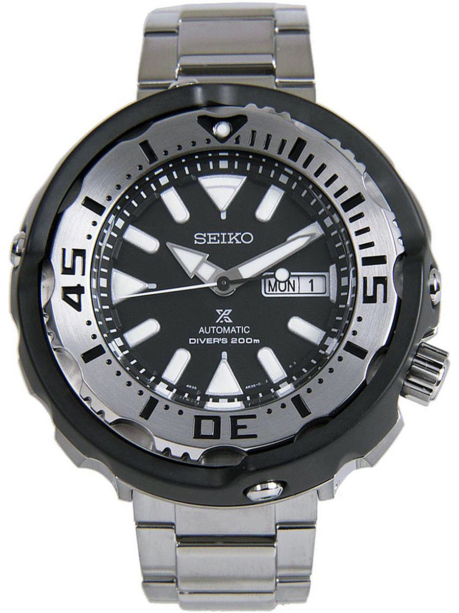 SEIKO SRPA79K1,Men Prospex Automatic Dive,Stainless steel case and bracelet,day/date,200m WR,SRPA79