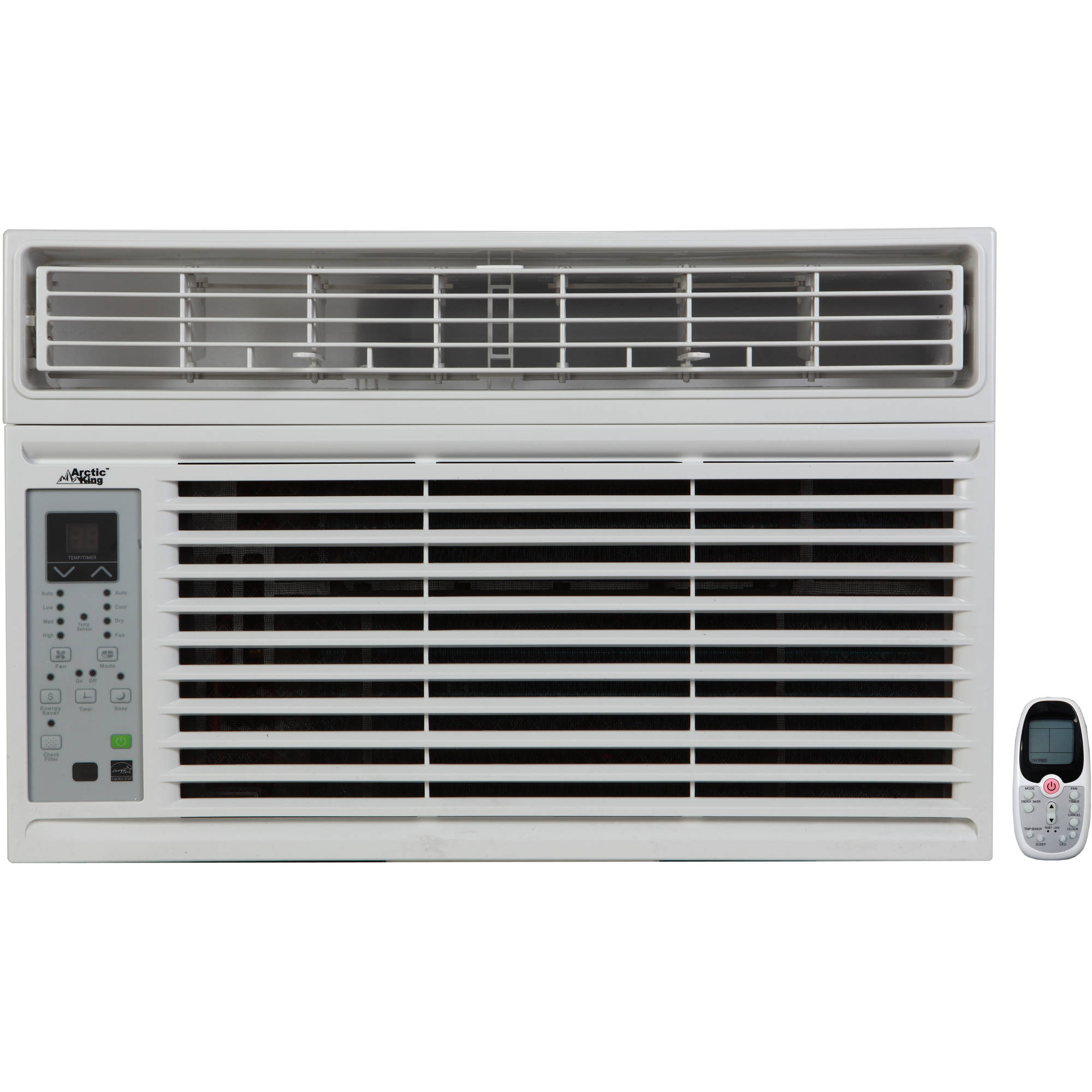 Arctic King WWK06CR71N 6,000 Btu Remote Control Window Air Conditioner, White