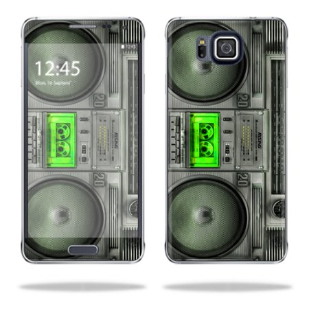 Mightyskins Protective Vinyl Skin Decal Cover for Samsung Galaxy Alpha G850 wrap sticker skins Boombox