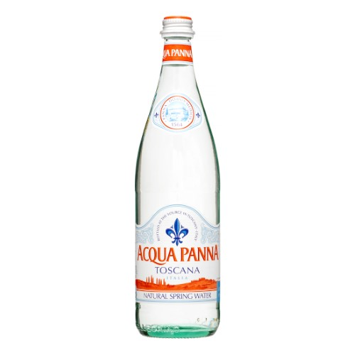 Image of Acqua Panna Natural Spring Water, 25.3 Fl Oz, 12 Count