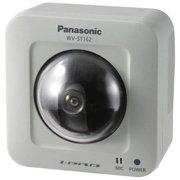 Panasonic Security Systems Group WVST162 SVGA Indoor Pan-Tilt Network Camera