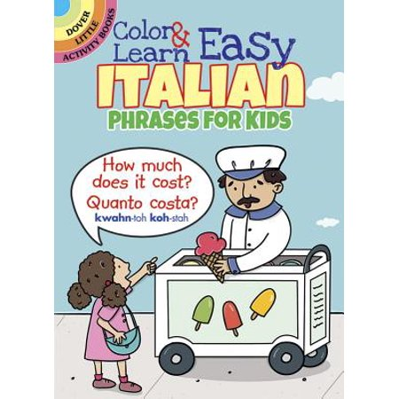 Color & Learn Easy Italian Phrases for Kids](Easy To Learn Halloween Poems)