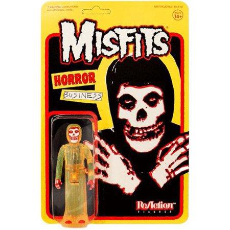 ReAction Misfits The Fiend Action Figure [Horror Business] (Misfits Fiend Mask)