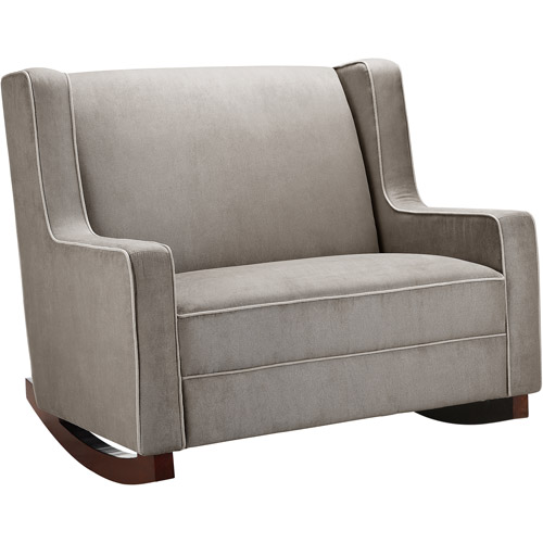 Baby Relax Hadley Double Rocker Dark Taupe