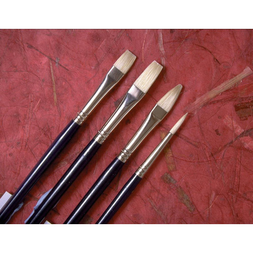 Princeton Artist Brush Chinese Bristle Bright Brush
