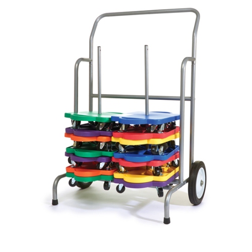 Equipment Cart for Sports Cones And Scooter Boards