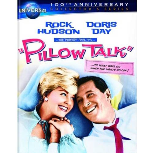Pillow Talk (100th Anniversary Collector's Series) (Blu-ray + DVD) (With INSTAWATCH) (Widescreen)