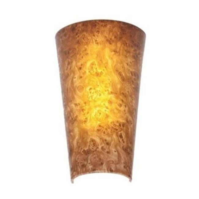 Its Exciting Lighting IEL-2464G Vivid High Gloss Outdoor Wall Sconce