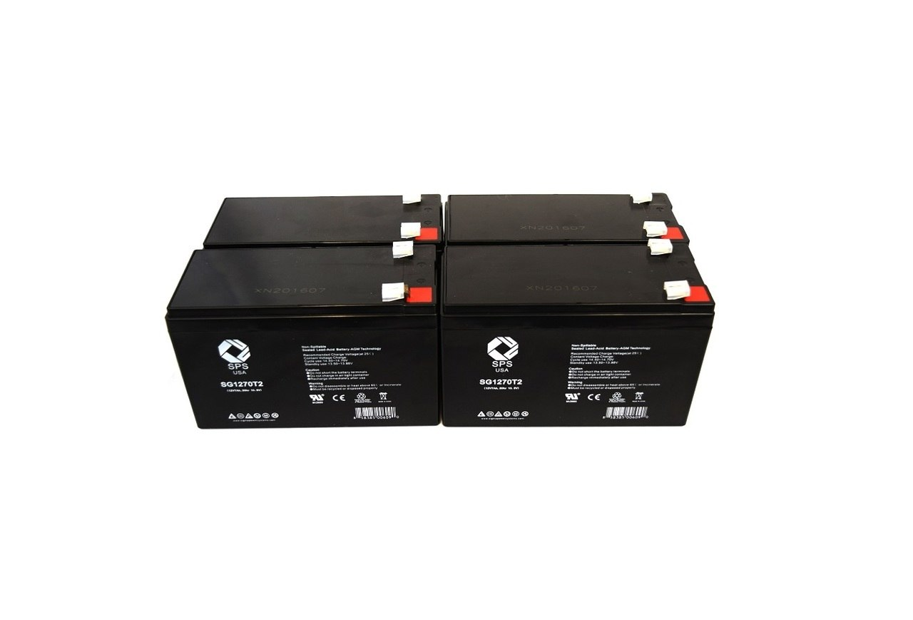 MGE Pulsar EX 7 Replacement Battery Set