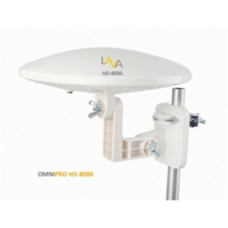 LAVA HD-8000 360 Degree Omni-directional HDTV Antenna