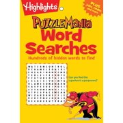Word Searches : Hundreds of hidden words to find