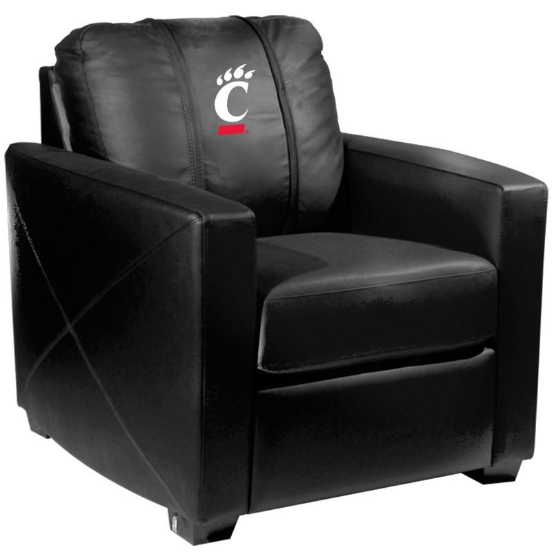 Cincinnati Bearcats Collegiate Silver Chair