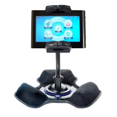 Car   Truck Vehicle Holder Mounting System For Insignia Nv Cnv43 Gps Includes Unique Flexible Windshield Suction And Universal Dashboard Mount Options
