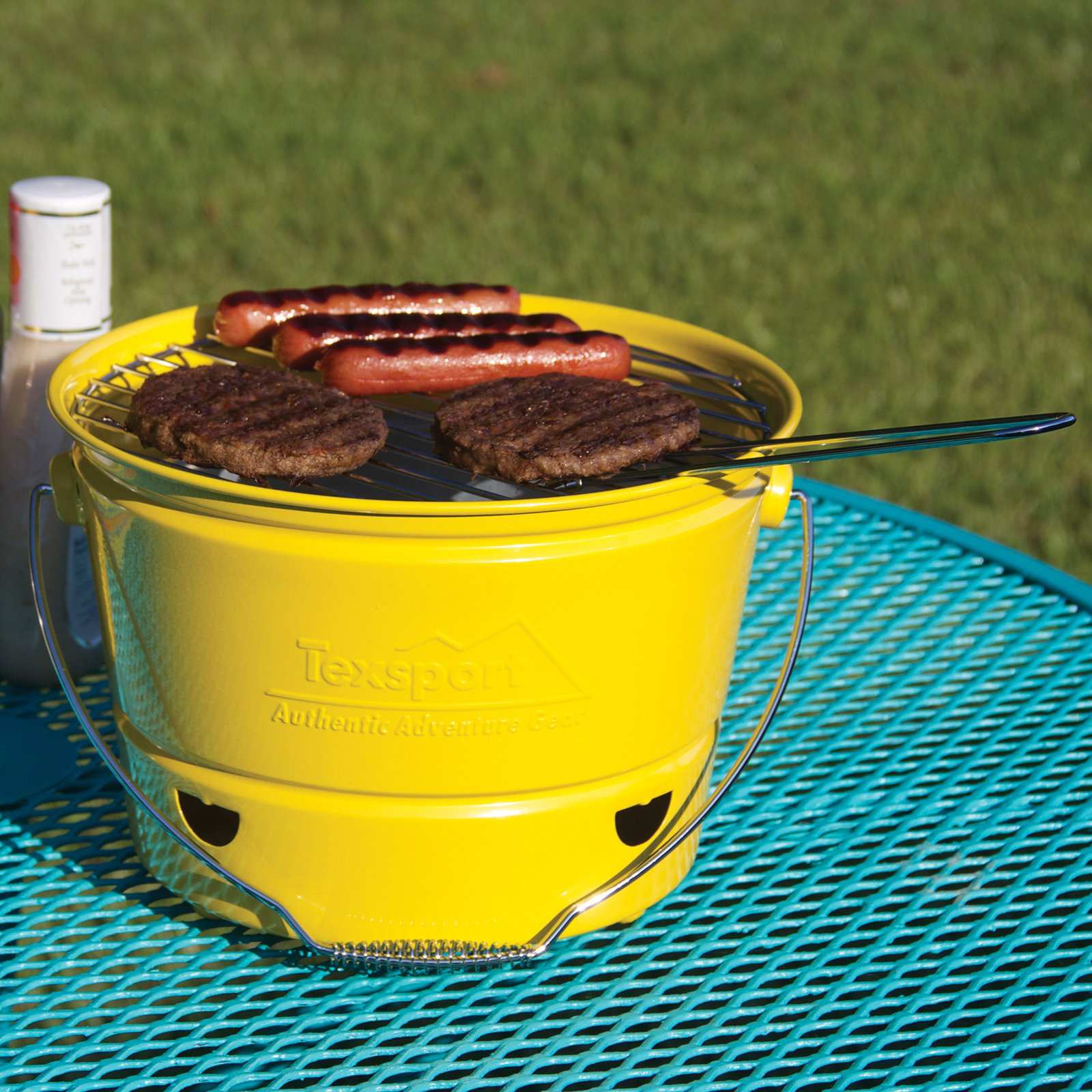 Texsport EZ Charcoal BBQ Bucket Grill