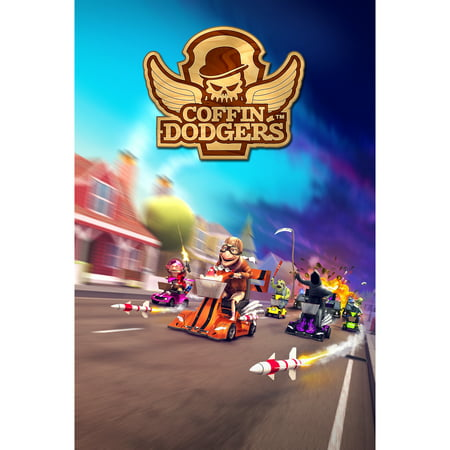 Coffin Dodgers (PC) (Digital Download)