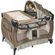 Baby Trend - Nursery Center Playard, Deluxe Havenwood