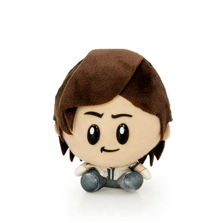 Star Wars SuperBITZ Plush - Han Solo Plush - SDCC