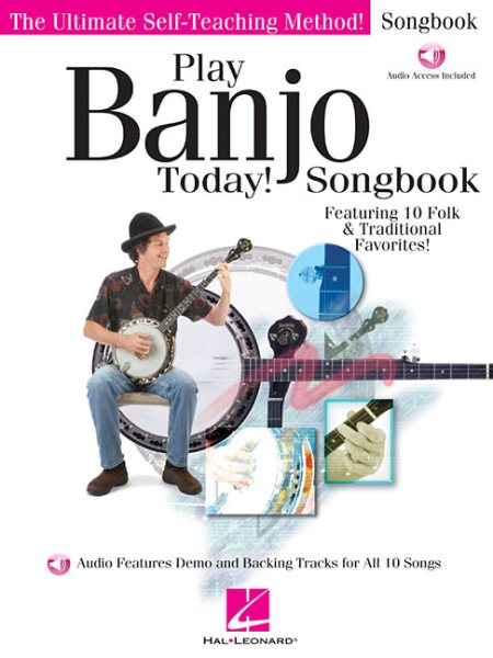 Play Banjo Today! Songbook by
