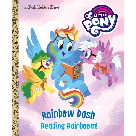 Rainbow Dash: Reading Rainboom! (My Little Pony)](Reading Rainbow Halloween Books)