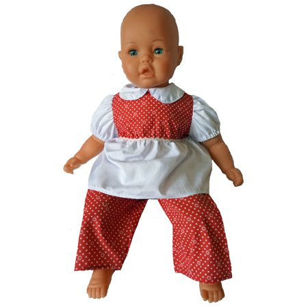 Baby Doll Clothes At Walmart Classy Doll Clothes For Big Baby Doll Size 6060 Inches Walmart
