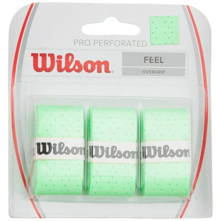 Wilson Perforated Pro Tennis Racquets Over Grip (Best Light Tennis Racquets)