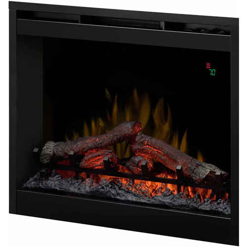 """""""Dimplex DF2624L 26"""""""" Electric Flame Firebox with On-Screen Display"""""""