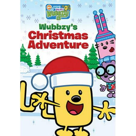 Wow Wow Wubbzy: Wubbzy's Christmas Adventure (DVD) - Halloween Songs Wubbzy