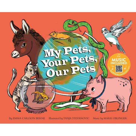 How Are We Alike and Different?: My Pets, Your Pets, Our Pets (Paperback) Different animals share our lives, but we all like pets! How Are We Alike and Different? Find out in My Pets, Your Pets, Our Pets.
