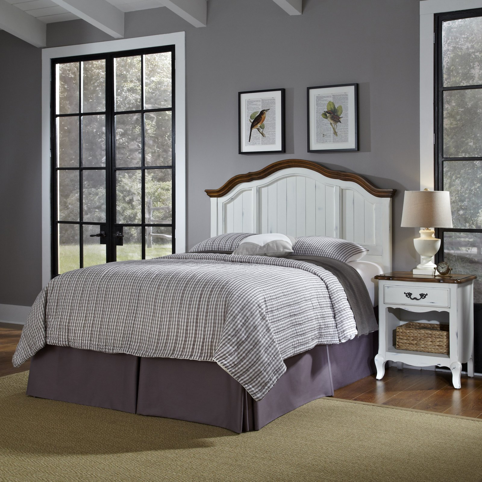 Home Styles French Countryside Bedroom Furniture Collection ...