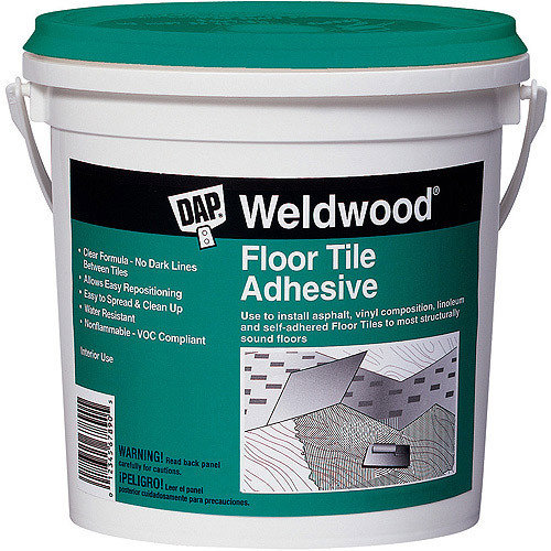 Dap 00136 1-Quart Weldwood Floor Tile Cement