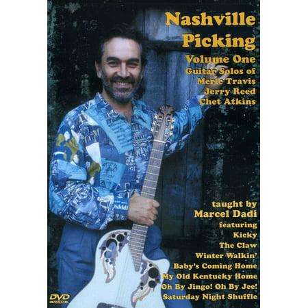 Nashville Picking: Volume 1: Guitar Solos of Merle Travis, Jerry Reed