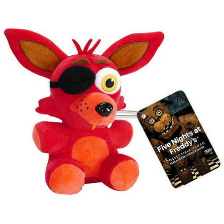 Five Nights At Freddys Foxy Plush