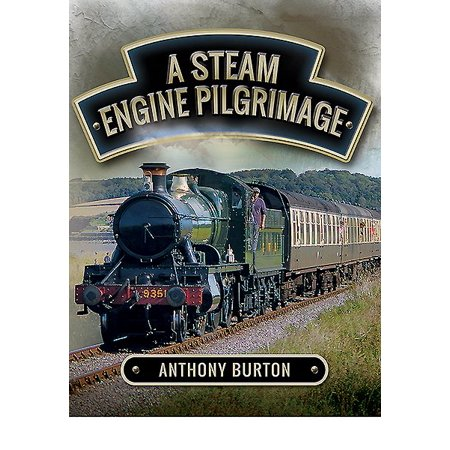 Steam Engine Spinner (A Steam Engine Pilgrimage )