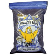 Chuckanut 003052 15 Lb Premium Nyjer Thistle Seed