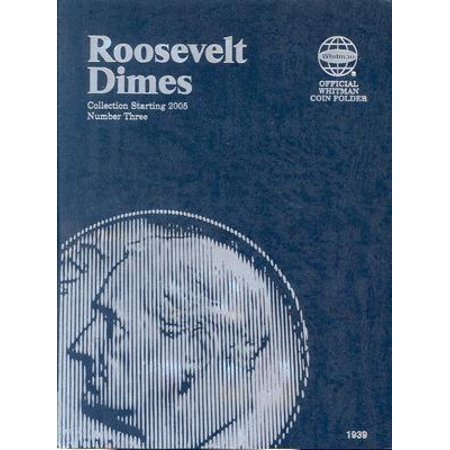 Roosevelt Dimes : Collection Starting 2005: Number -