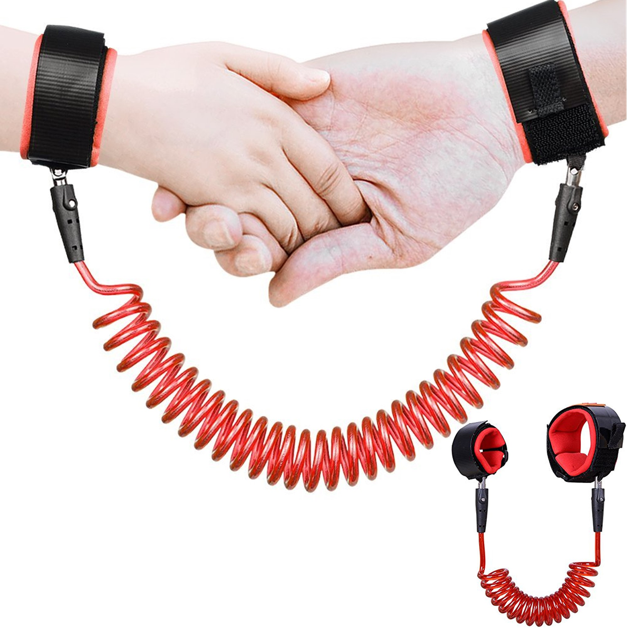 Kids Baby Safety Wire Harness Belt Walking Training Strap Keeper Anti-Lost Line