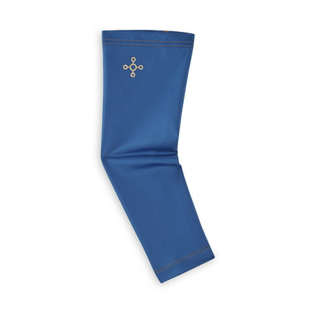 Tommie Copper Sport Compression Arm Sleeve, Blue,