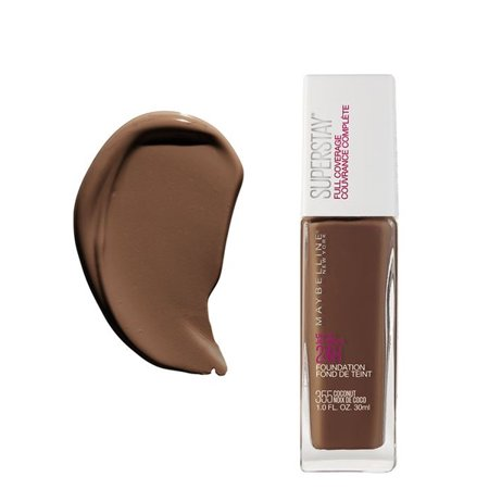 MAYBELLINE Superstay Full Coverage Foundation - Coconut 355 (6 Paquets) - image 1 de 1