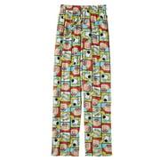 Family Guy Mens Fleece Sleep Pants Superhero Pajama Bottoms