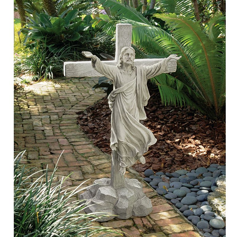 Ascension Of Christ Design Toscano Statue  Statues  Sculptures  Sculpture  Jesus