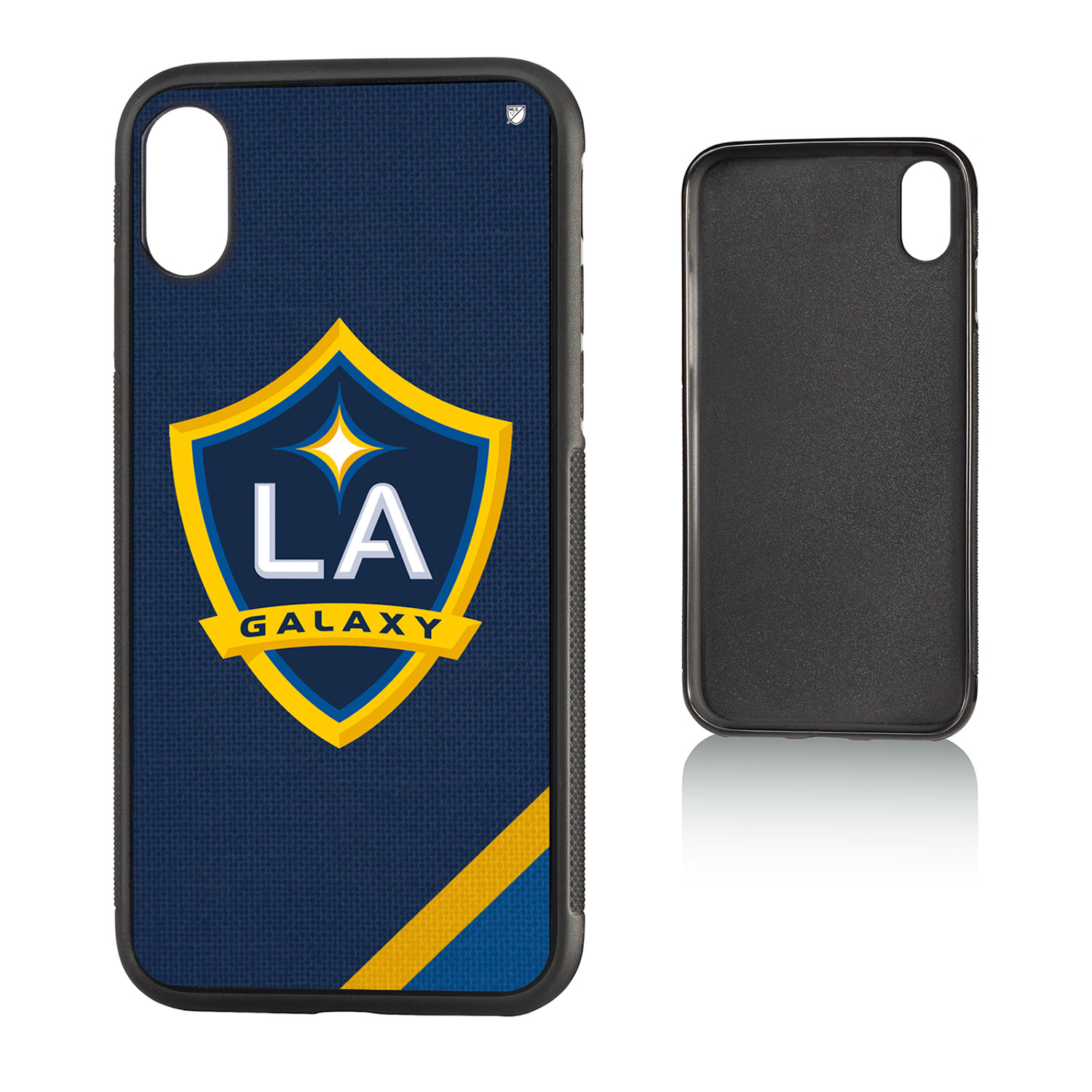 Los Angeles Galaxy GALAXY Solid Bump Case for iPhone X